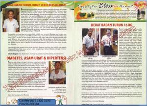 Testimoni Blesstea