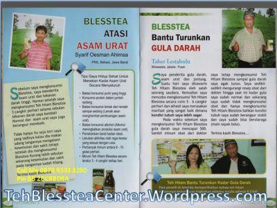 Testimoni Teh HItam Blesstea, Blesstea, Manfaat Teh Hitam
