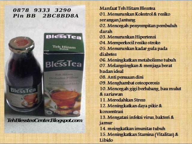 Manfaat Blesstea